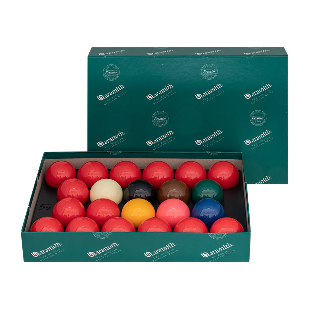 ARAMITH SNOOKER BALLS SET