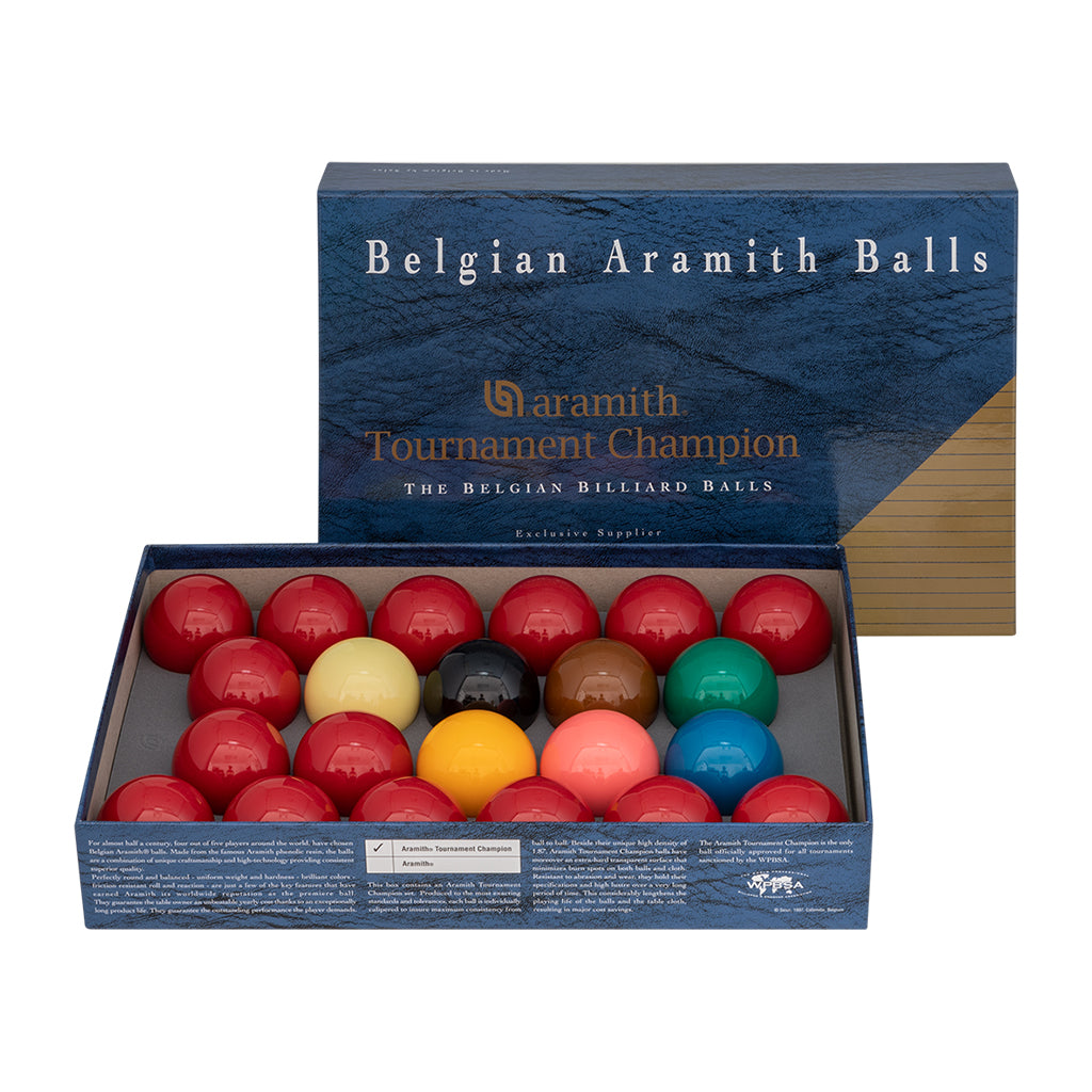 ARAMITH SUPER ARAMITH SNOOKER BALLS SET