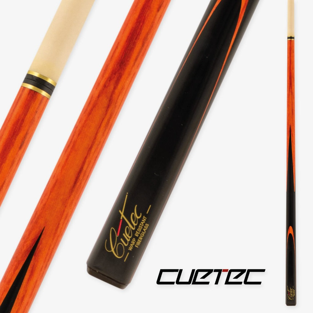 CUETEC CLASSIC PRO SNOOKER - RUST STAINED