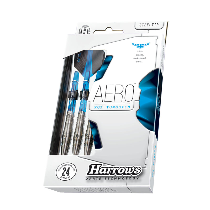 HARROWS AERO STEEL TIP
