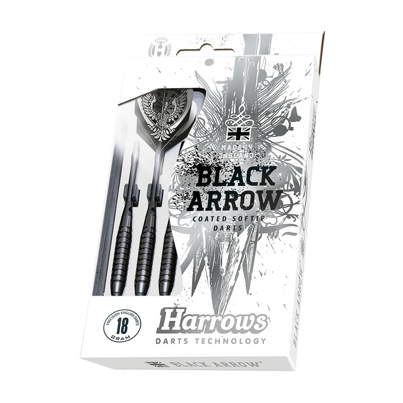 HARROWS BLACK ARROW SOFT TIP