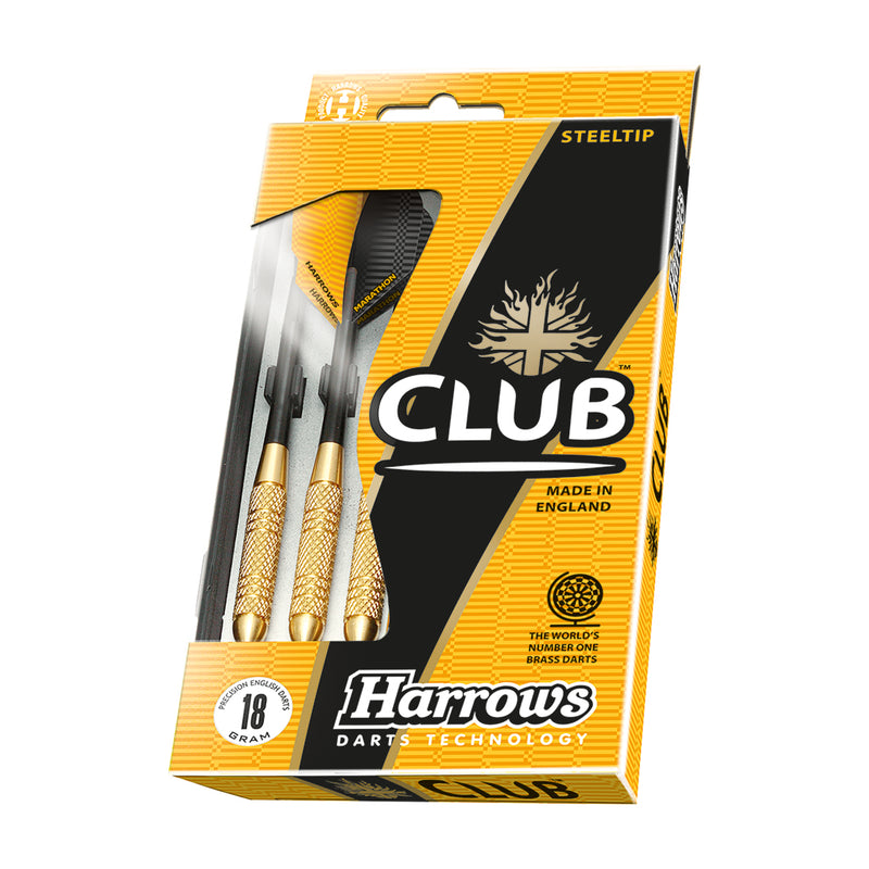 HARROWS CLUB BRASS STEEL TIP