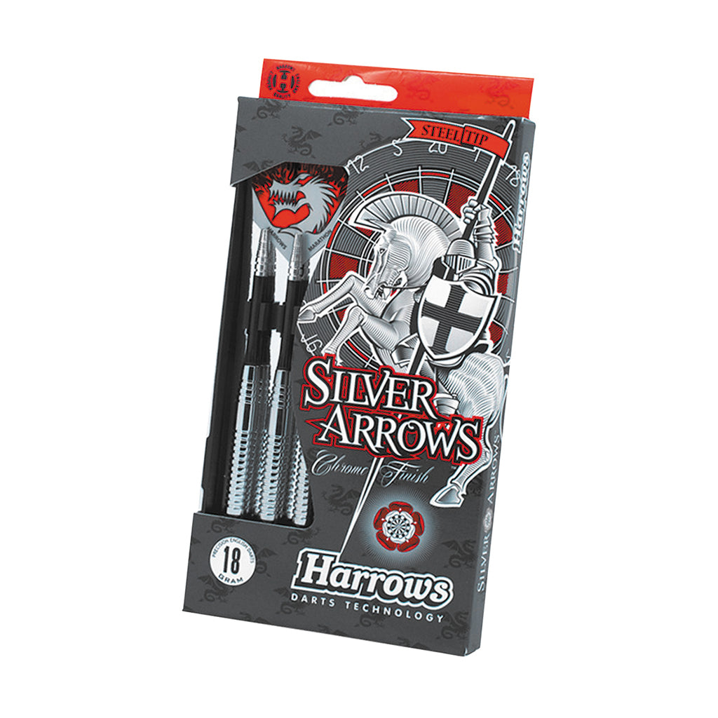 HARROWS SILVER ARROW STEEL TIP