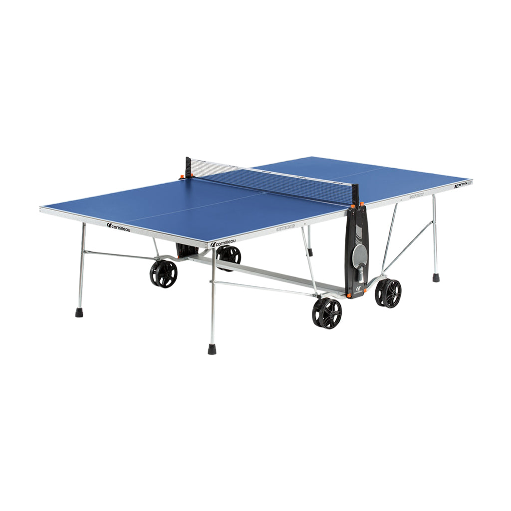 CORNILLEAU SPORT OUTDOOR 100S CROSSOVER PING PONG - BLUE (DISCONTINUED PRODUCT)
