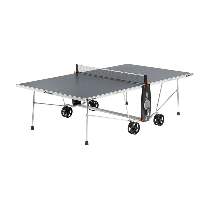 CORNILLEAU SPORT OUTDOOR 100S CROSSOVER PING PONG - GREY