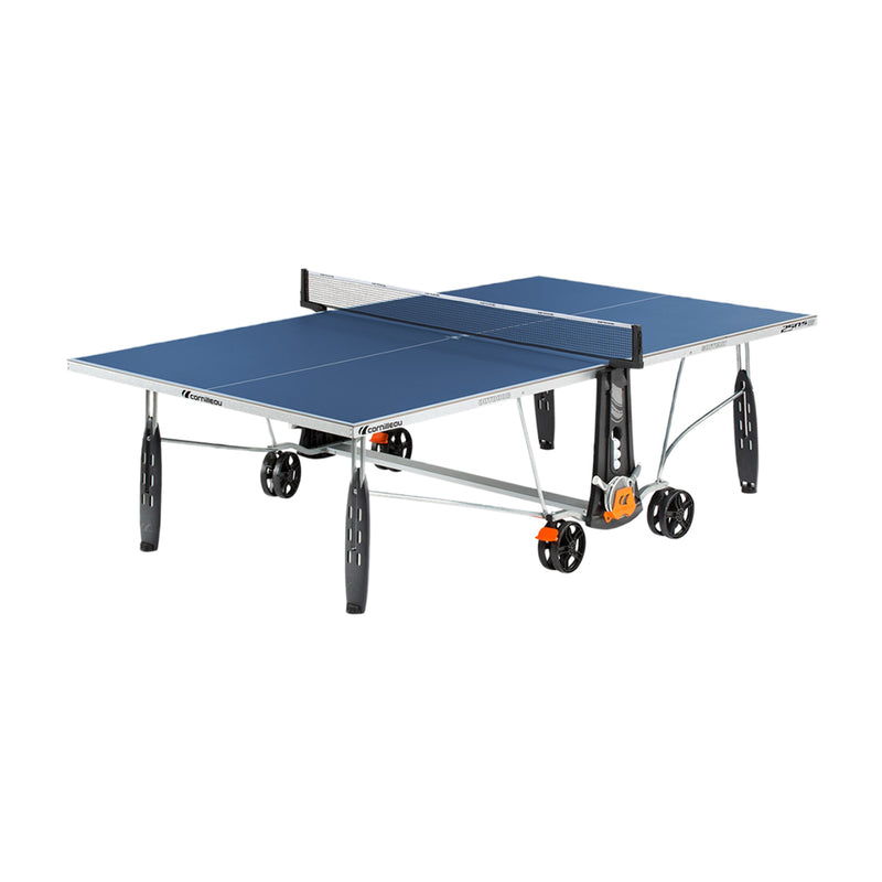 CORNILLEAU SPORT OUTDOOR 250S CROSSOVER PING PONG - BLUE