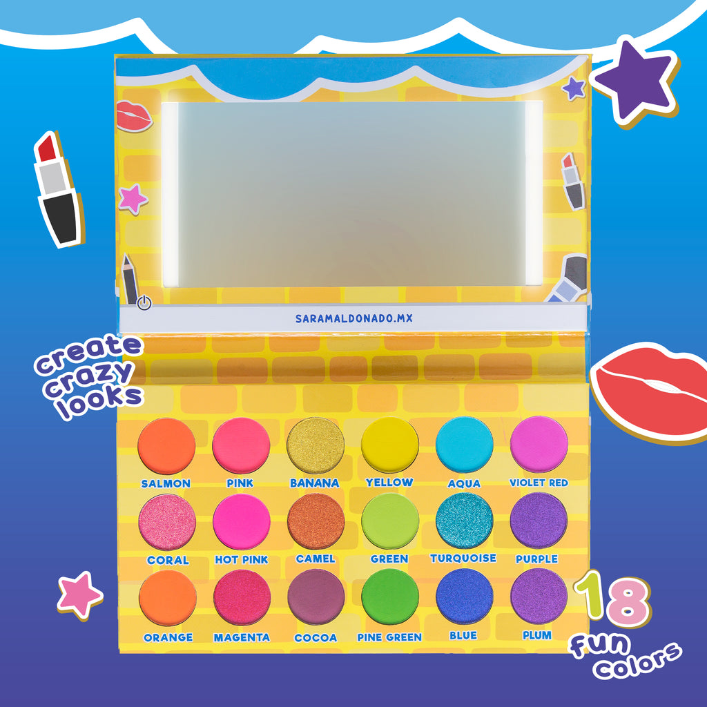 PREVENTA - Play Makeup Palette