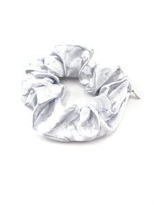Marble Luxe Scrunchie