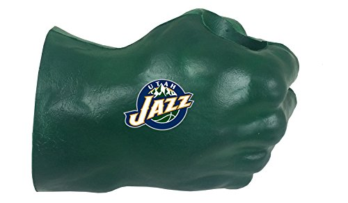NBA Utah Jazz Fan Fist Beverage Holder