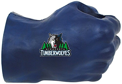 NBA Minnesota Timberwolves Fan Fist Beverage Holder