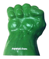 Green Fan Fist | Free Shipping