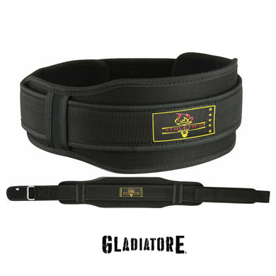 Men Training Weight Lifting Fitness Belt Gym