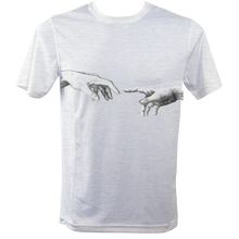 Load image into Gallery viewer, ADAM TOUCHES GOD MENS SPORTS GLADIATORE T SHIRT