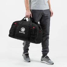 Load image into Gallery viewer, TRENDY GYM TRAVEL BLACK DUFFEL BAG