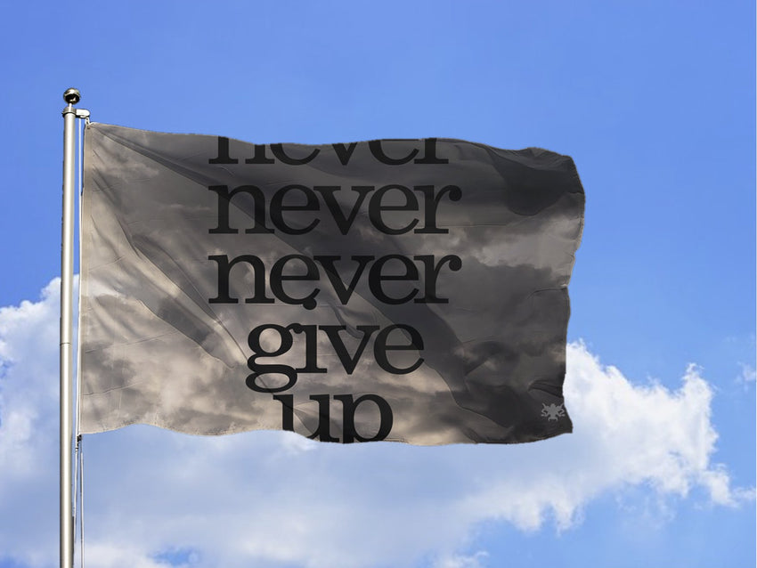 Blair Chivers - Never Give Up