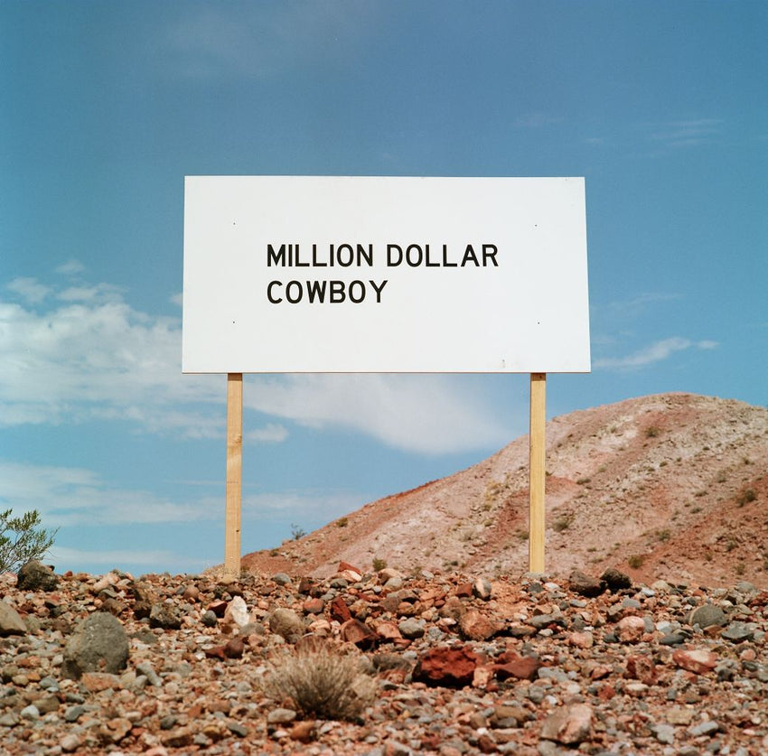 SKYLAR WILLIAMS - MILLION DOLLAR COWBOY