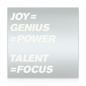Blair Chivers - Joy=Genius=Power (Mirror)