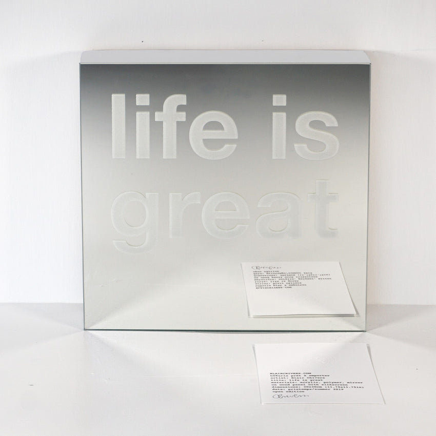 Blair Chivers - Life is Great (Mirror)