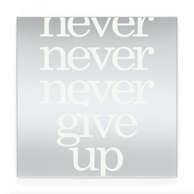 Blair Chivers - Never Give Up (Mirror)