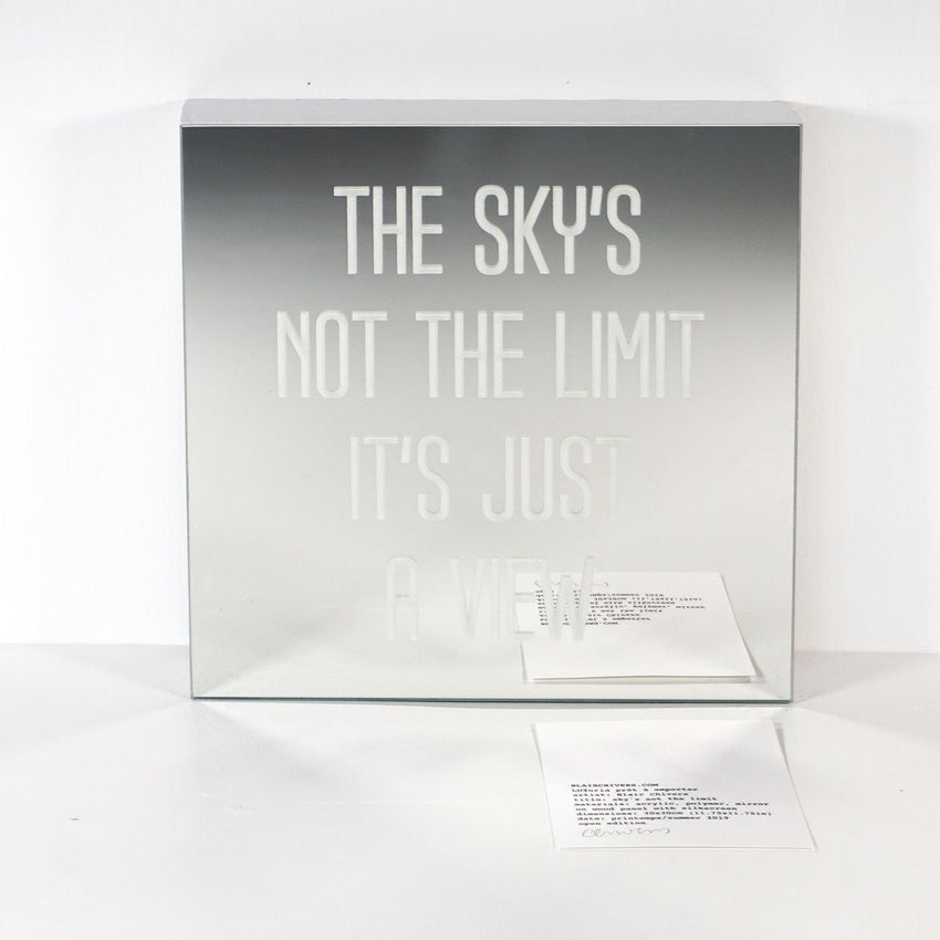 Blair Chivers - The Sky's Not the Limit (Mirror)