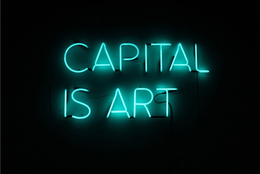 "FRANK PERRIN ""CAPITAL IS ART""-Frank Perrin-TheArsenale"