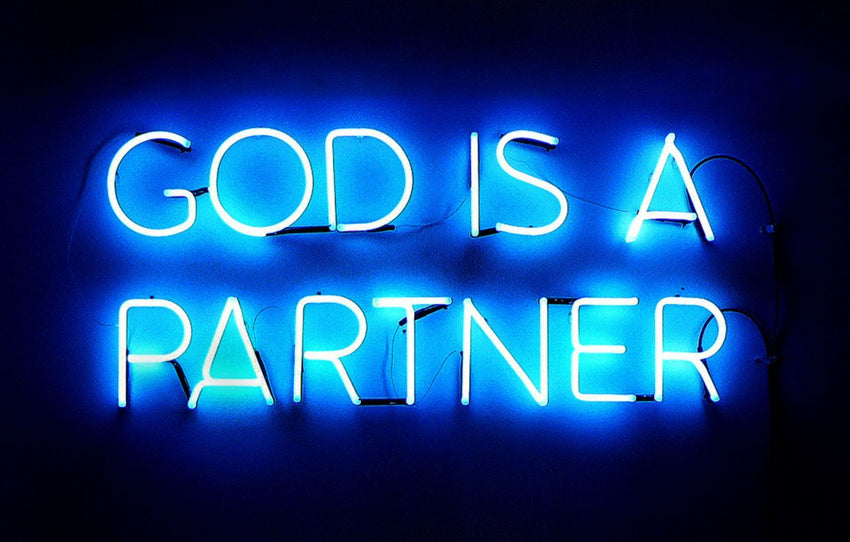 "FRANK PERRIN ""GOD IS A PARTNER""-Frank Perrin-TheArsenale"