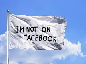 I'm not on Facebook - Gianni Motti-Gianni Motti-TheArsenale