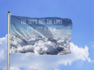 The Sky's not the Limit - Blair Chivers-Blair Chivers-TheArsenale