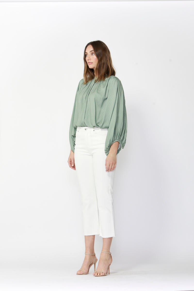 Fate + Becker: Bob Straight Leg Jeans