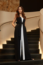 Joseph Ribkoff - Black and White Jumpsuit