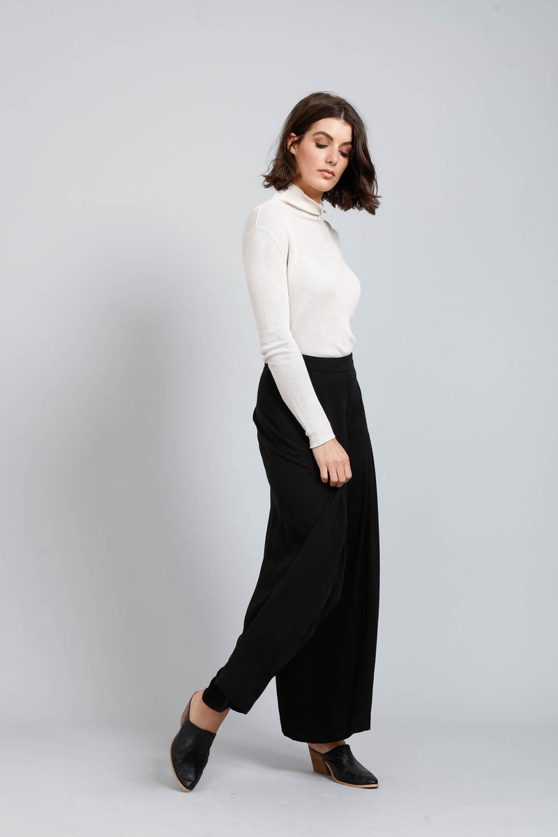 Brave & True - Lopez Pants Black