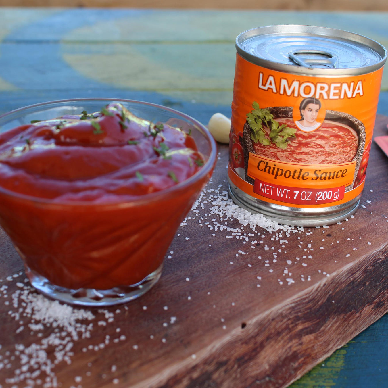 La Morena Sauces - Chipotle, Salsas and more