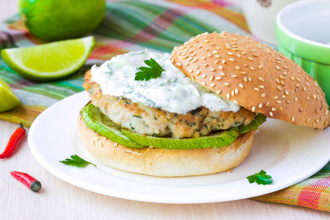 4 Alternative Burger Recipes to Mix Things Up by La Morena