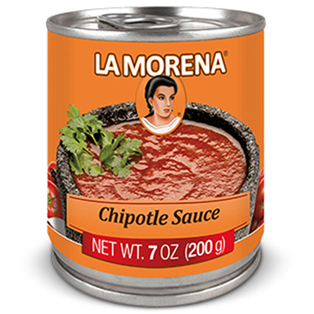 Traditional Mexican Chipotle Sauce by La Morena