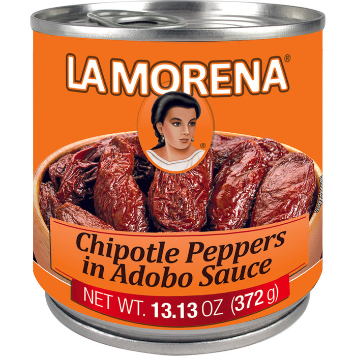 Chipotle Peppers in Adobo Sauce by La Morena