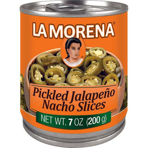Pickled Jalapeño Nacho Slices by La Morena