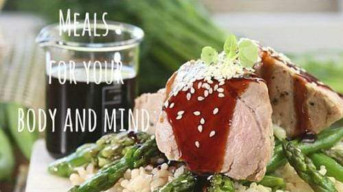 Meals For Your Body and Mind