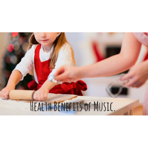The Health Benefits of Music.