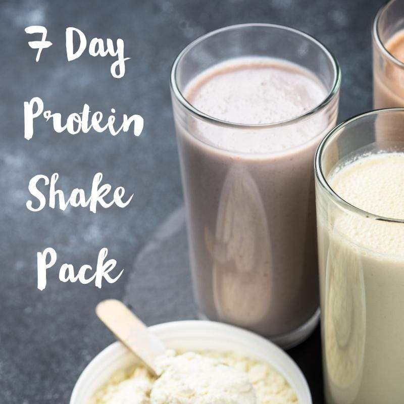 7 day protein shake pack - Fresh Meals 2 U