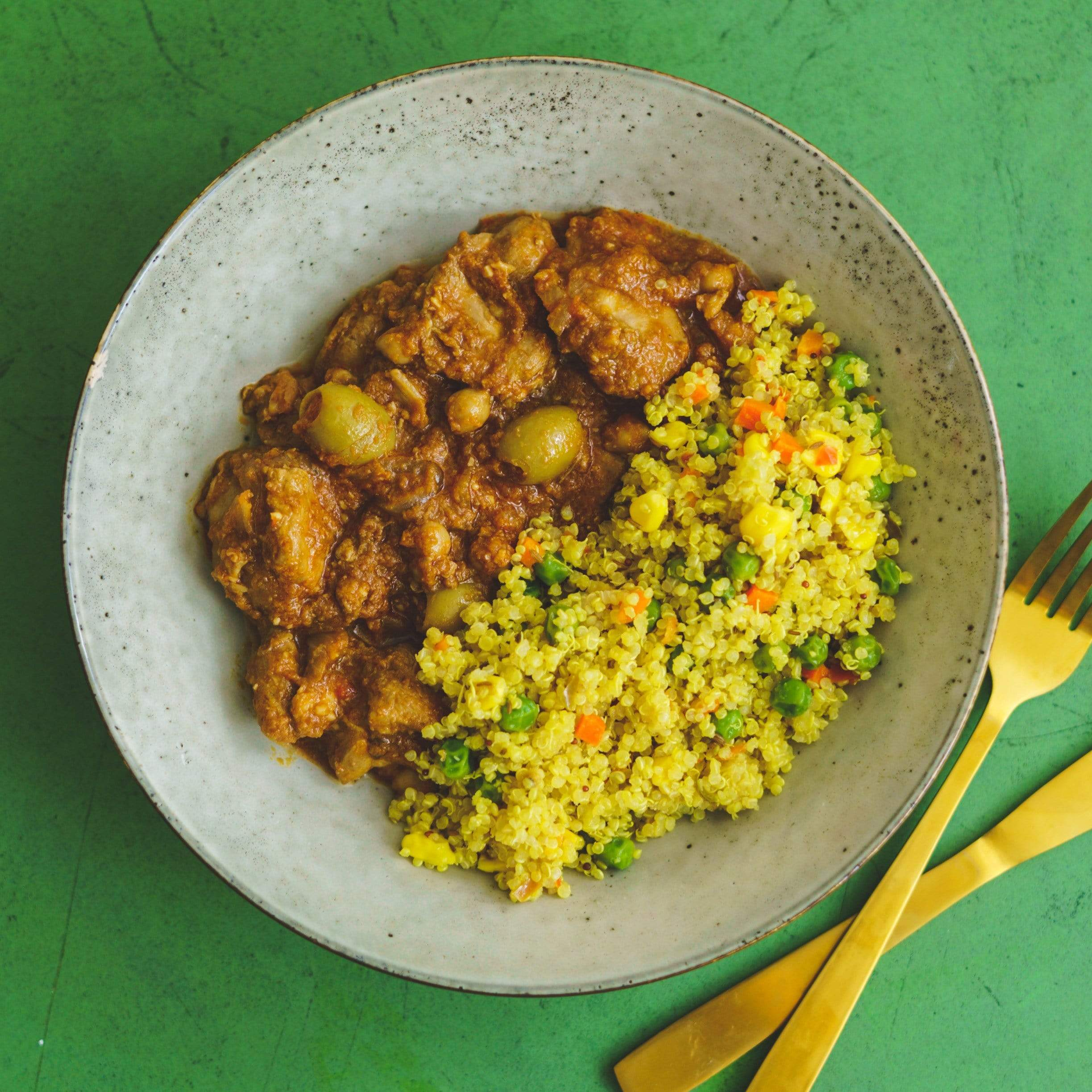 Moroccan Chicken - Fresh Meals 2 U