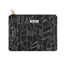 Load image into Gallery viewer, Autumn Leaves Zipper Pouch