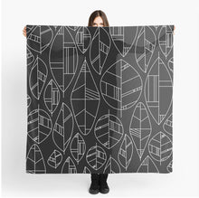 Load image into Gallery viewer, MCM Autumn Leaves Scarf