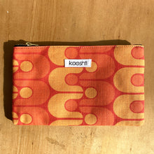 Load image into Gallery viewer, Golden Oldie Zipper Pouch