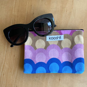 Goody Two Shoes Zipper Pouch