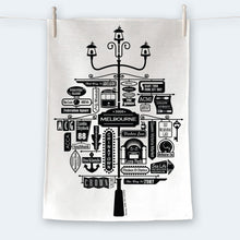 Load image into Gallery viewer, Best of Melbourne Tea Towel