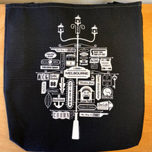 Load image into Gallery viewer, Best of Melbourne Tote Bag