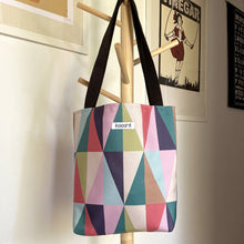 Load image into Gallery viewer, Pointedly Pink Tote Bag