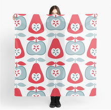 Load image into Gallery viewer, Up The Apples & Pears Scarf
