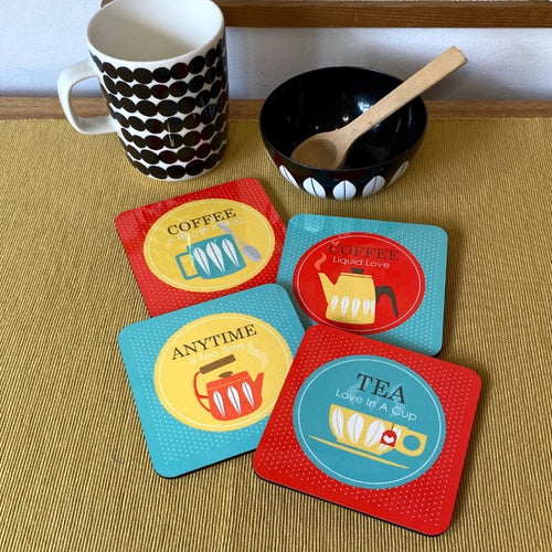 Time For a Cuppa? Coasters