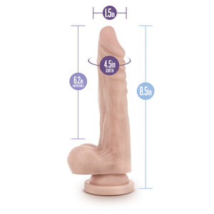 Dr. Skin - Realistic Cock - Stud Muffin - Beige